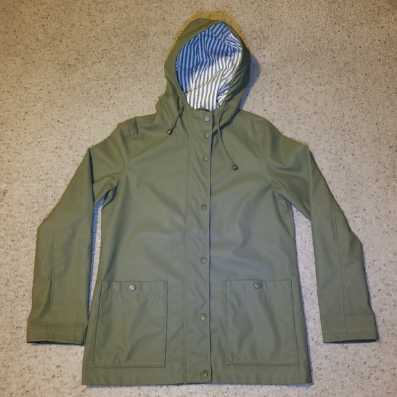 Thread & Supply Jackets & Blazers - Thread & Supply Rain Jacket sz M